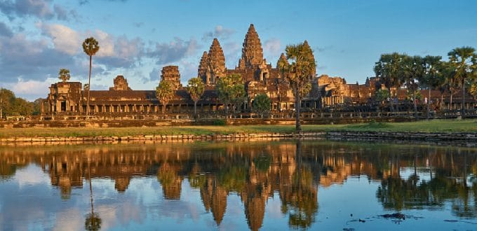 Accessible Cambodia Angkor Wat