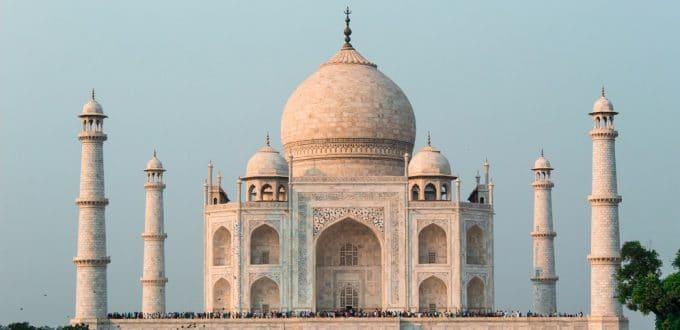 Accessible India Agra TajMahal