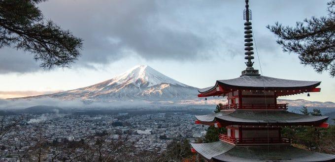 Accessible Japan Mt Fuji
