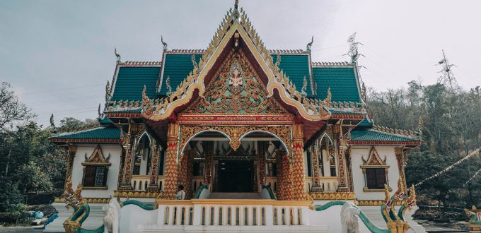 Laos accessible to travelers_LuangPrabang_Temple