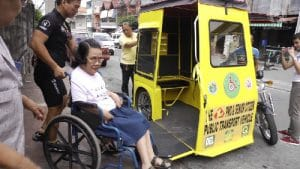 Countries accessible to travelers Philippines motobike