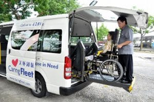 Singapore accessible to travelers by wheelchair