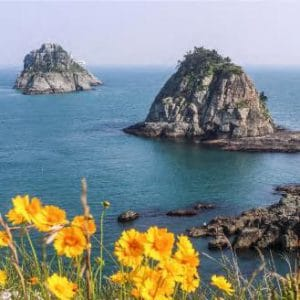 Korea - Tour accessibile Seul-Busan - Oryukdo Islands
