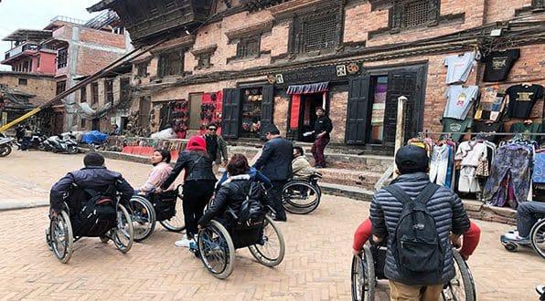 Tour accessibile del Nepal - Khatmandu