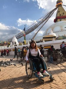 Accessible Kathmandu valley tour - Boudhanath Stupa