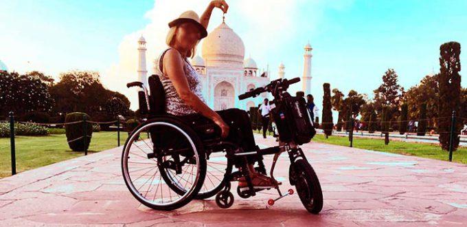 AccessibleAsia semplifica l'Asia - India - TajMahal