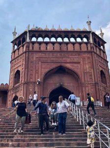 Accessible India - Delhi - Jama Masjid Mosquee