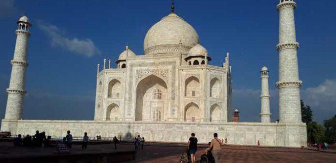 Delhi Agra Rajasthan accessibili - Agra - TajMahal