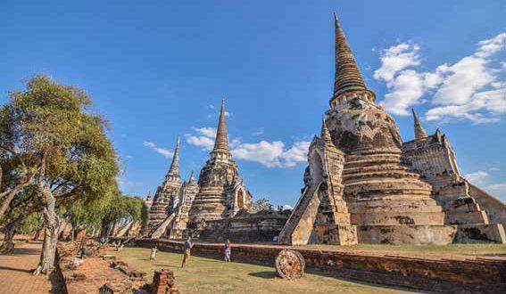 Tour accessibile Bangkok Ayutthaya - Ayutthaia
