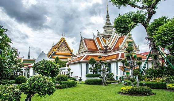 Bangkok Ayutthaya accessible tour - Bangkok temple