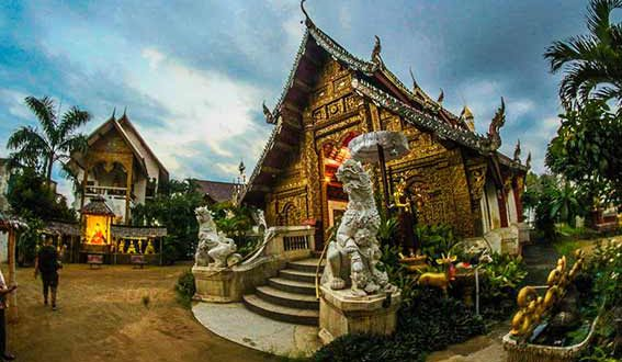 Thailand Chiang Mai Temple